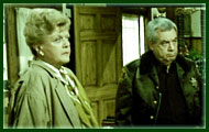 Jessica Fletcher and Sheriff Tupper